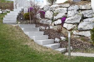 trockenmauer bauen trockenmauersteine verlegen. Black Bedroom Furniture Sets. Home Design Ideas